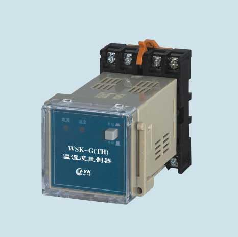正品直销温湿度控制器 特制智能控制柜调节器 凝露温湿度控制器